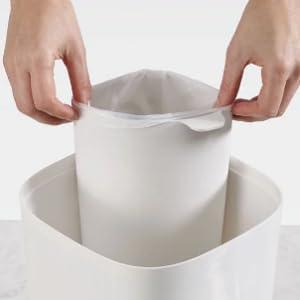 Có thể được sử dụng với lót