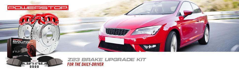 brake kit, daily driver brakes, brake upgrade