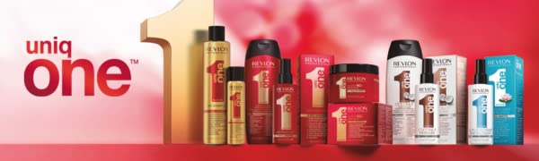 Revlon Professional, uniq one, uniqone, masque, spray, cheveux, shampoing, après-shampoing, soin