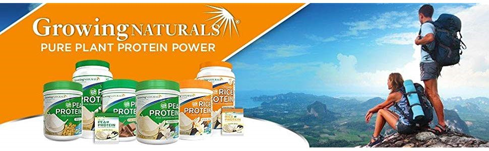 rice protein yummy growing naturals
