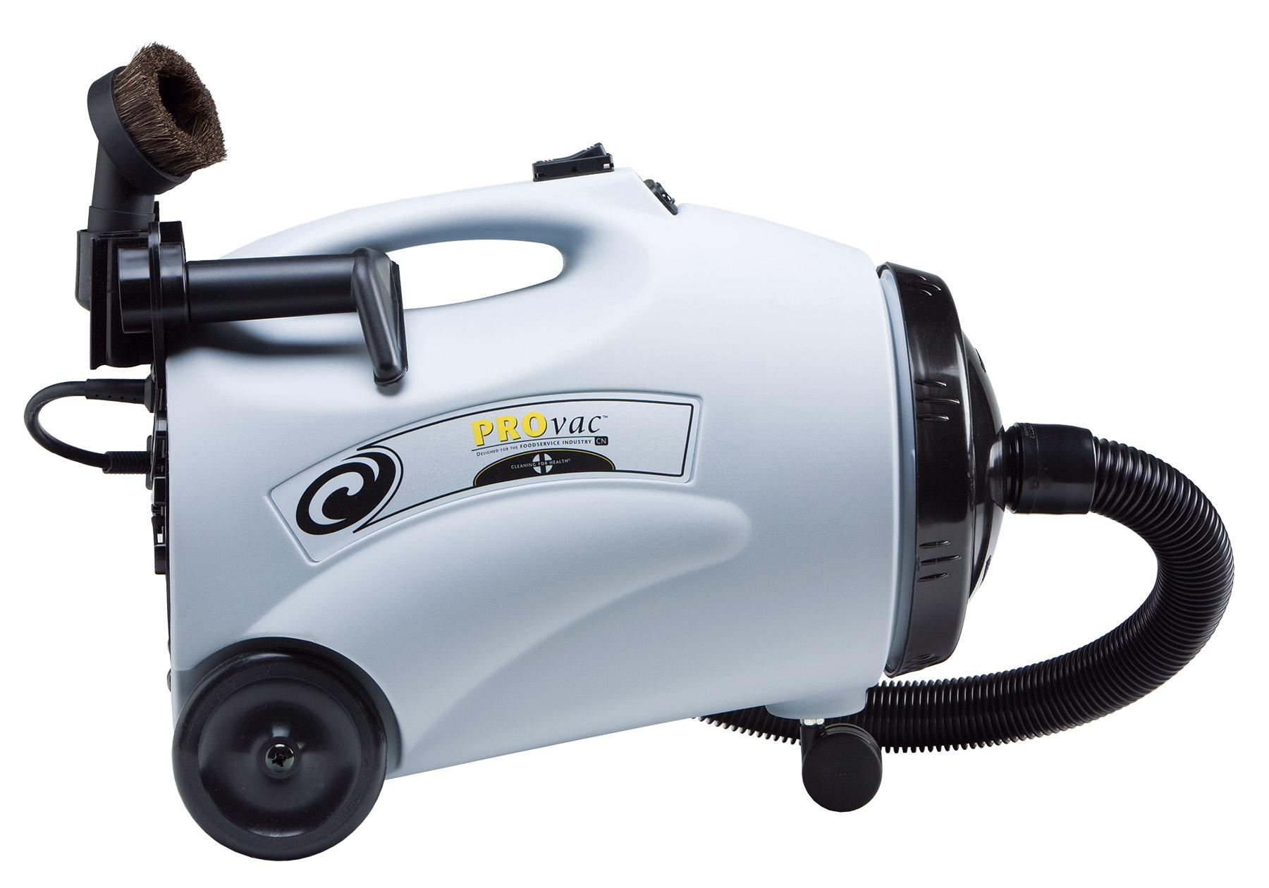 Proteam Canister Vacuum Cleaners Provac Cn Vacuum