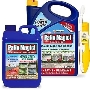 Patio Magic! Range