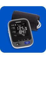 Amazon.com: Omron 7 Series Upper Arm Blood Pressure Monitor ...