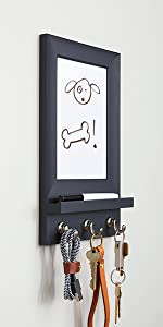 Command Dry Erase Message Center