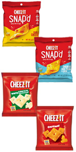 Cheez-It Variety Pack