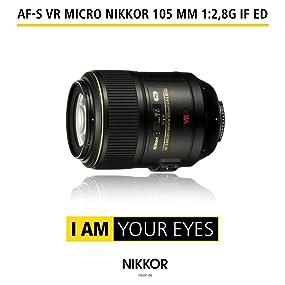 AF-S VR Micro NIKKOR 105 mm 1:2,8G IF-ED