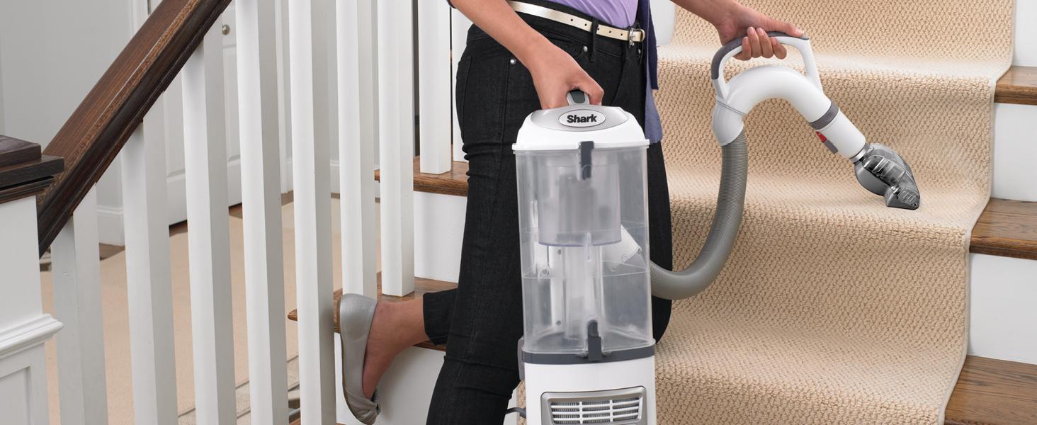 lift away, stair vacuum, clean stairs, stair vacuum, portable vacuum, lightweight vacuum