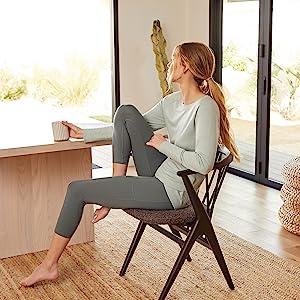 marika, capri leggings, leggings for women, yoga pants, yoga leggings, workout