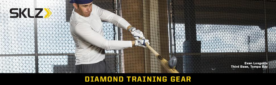 Sklz Softhands Baseball Fielding Trainer Training Equipment