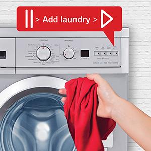 laundry add