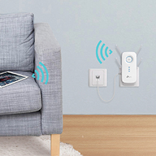Wifi; range; extender; wireless