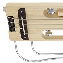 Ultra-Light Bass Output