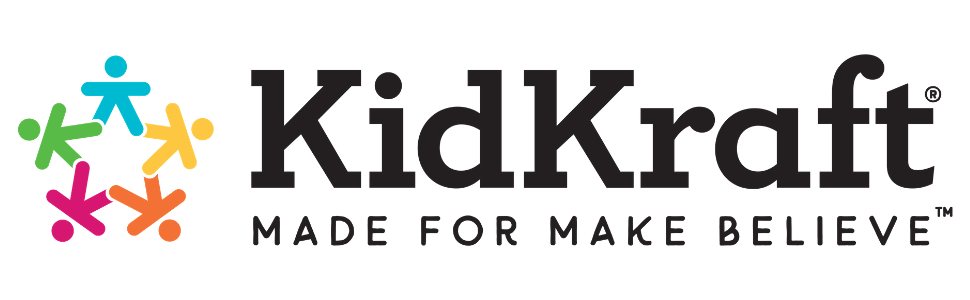 KidKraft- Tumbona de jardín doble para niños, de madera, con posavasos , Color Azul marino y blanco (524): Amazon.es: Juguetes y juegos