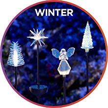 winter decor, Christmas decorations, solar christmas decor, solar christmas outdoor, outdoor lights