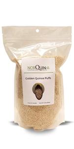 Amazon.com : NorQuin Golden Quinoa, 4 Pound, Whole Grain