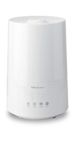 Medisana AH 661 Humidificador ultrasónico, purificador de aire ...