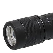 GENTOS ジェントス LED 懐中 電灯 明るさ 250ルーメン 実用 点灯 6時間 単4 形 電池 3本 使用 閃 SG 455B ANSI 規格 準拠 自転車 パイプ ホルダー 付き