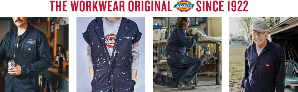 coveralls, mechanic clothes, coverall, overall, jumpsuit, Carhartt, Wrangler, Volcom, Levis, Red Kap