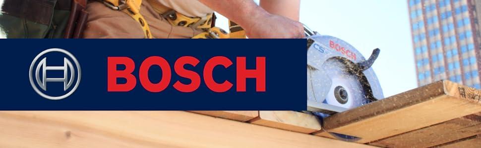 Bosch Edge Circular Saw Blades for Construction
