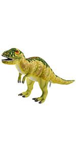 BH7776 ティラノサウルス イエロー 68