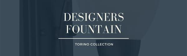 Torino, light, lighting, lights, designers fountain, home improvment, decor, home, house