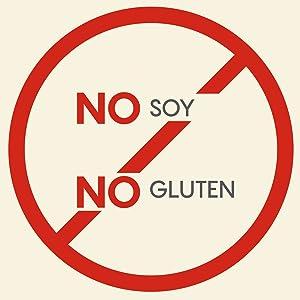 No Soy, Gluten Free