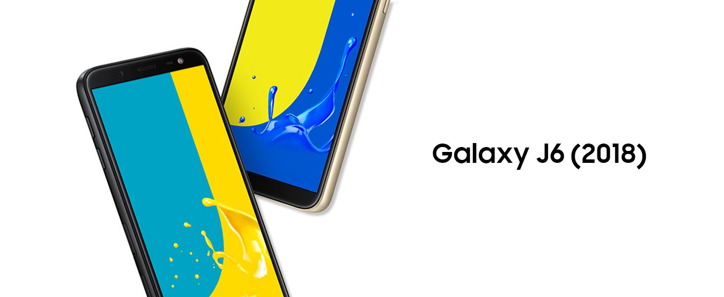 Samsung Galaxy J6 Smartphone 5 6 Zoll 32 Gb 8 Mp Kamera Elektronik
