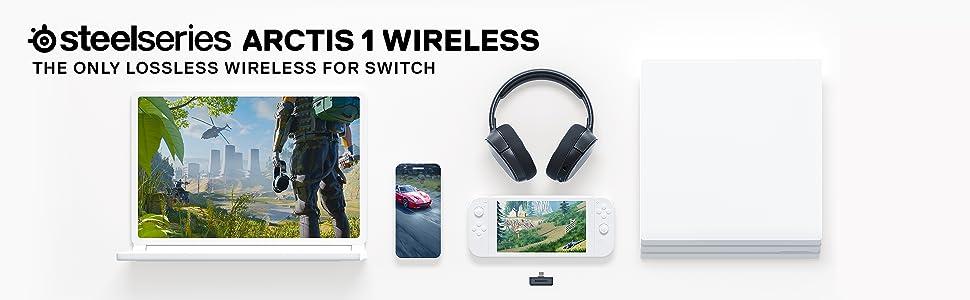 SteelSeries Arctis 1 Wireless (Switch)