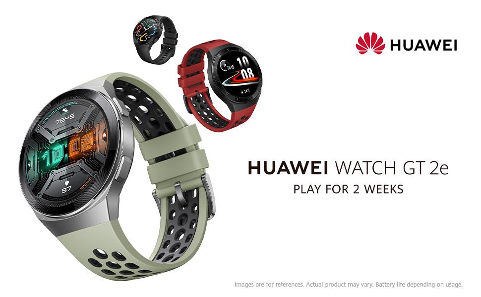 Huawei;WatchGT2e