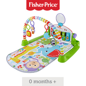 a8f96ae0edd6 Fisher-Price Kick and Play Piano Gym