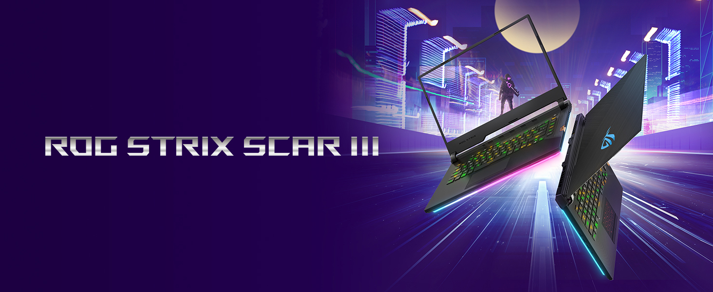ROG Strix Scar III