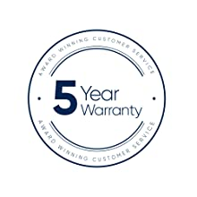 Need quality that lasts? Blueair air purifers have 5 year warranty and US based customer service.