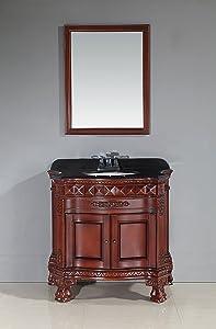 buckingham 36 vanity ensemble - Ensemble Vanite Armoire