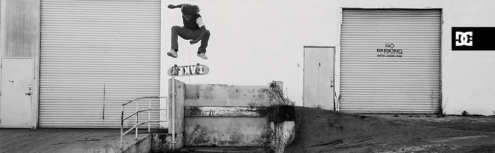 DC Shoes, skateboarding, skate, court graffik