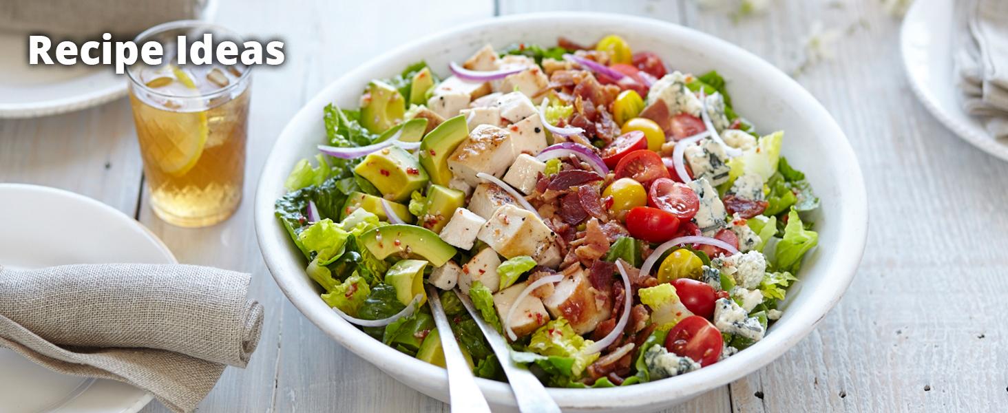 Zesty Cobb Salad