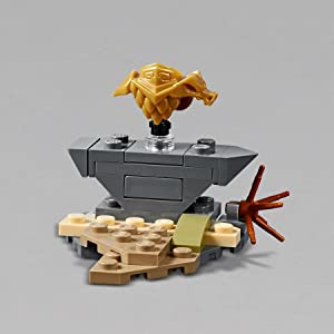 LEGO Ninjago - Portador De Tormentas, Dragón de Juguete para Construir (70652)