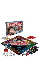 Monopoly Sore Loosers,モノポリーソアルーザーズ