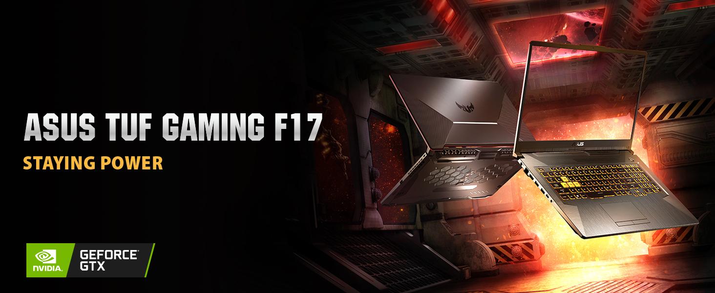 ASUS TUF GAMING F17