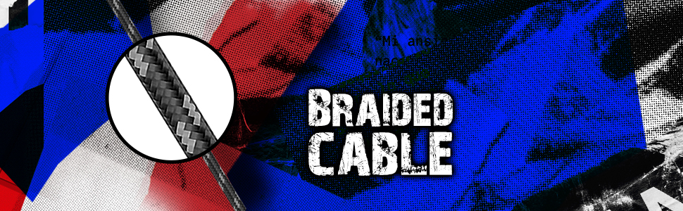 Braided Cable