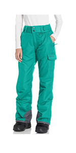 womens ski winter pant