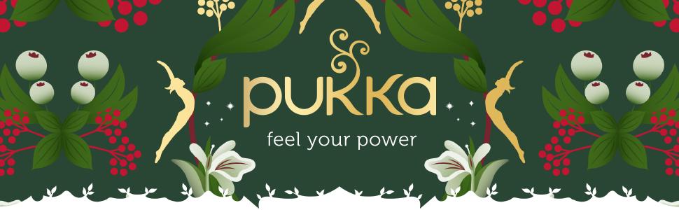 pukka feel your power