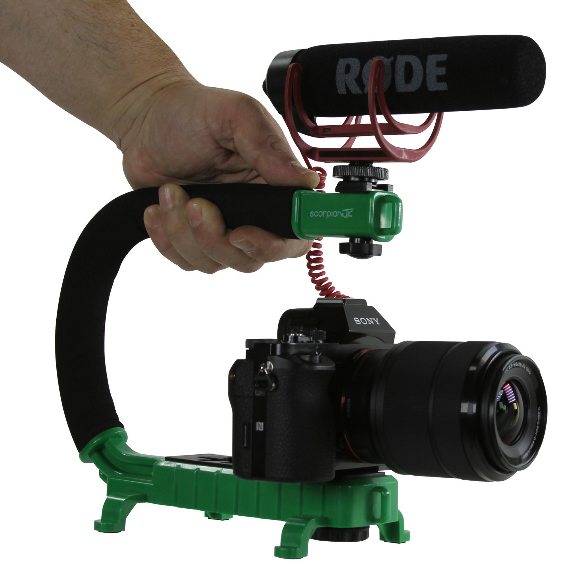 Amazon Com Cam Caddie Scorpion Jr Stabilizing Camera