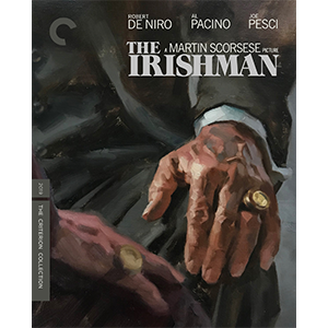 Amazon Com The Irishman The Criterion Collection Robert De Niro Al Pacino Joe Pesci Martin Scorsese Movies Tv