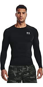 HeatGear Armour Compression Shirt