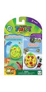 RockIt Twist 2 Pack: Dinosaur Discoveries and Banzai Beans Showdown