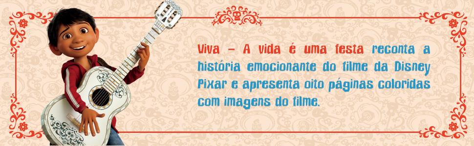 Viva A Vida E Uma Festa O Livro Do Filme Livros Na Amazon