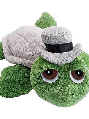SUKI 14016 Hawaii 15 cm Schildkröte LIL Turtle Kuscheltier Peepers Li`L von SUKI
