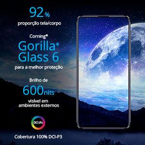 tela Gorilla Glass 6