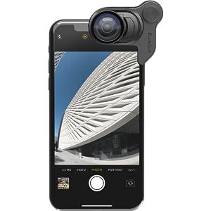 olloclip Objetivo Ultra Gran Angular iPhone X: Amazon.es: Electrónica
