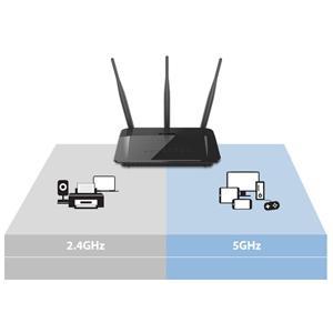Wireless Dual-Band per una prestazione senza soluzione di continuità